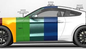 2020 ford mustang paint colors cj