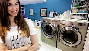 clean your washing machine dryer