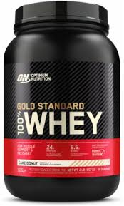 gold standard 100 whey protein