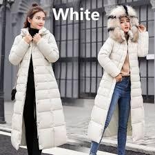 ultra light white duck down jackets