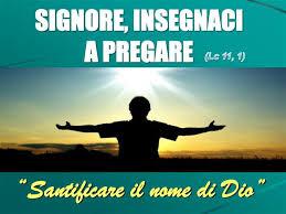 Lunedì 18 Gennaio 2016: «3ª Catechesi per adulti sulla Preghiera ...