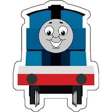 Thomas The Train Tank Engine Cartoon Character Wall Art Sticker Vinyl Decals Girls Boys Children Kids Room House Wall Decor Removable Sticker Peel And Stick 20x10 Inch Walmart Com Walmart Com