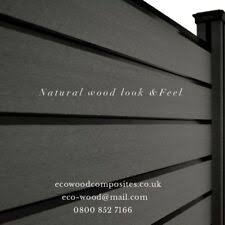 Composite Panels In Fence Panels For Sale Ebay