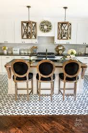 Get The Cement Tile Look For Less Peel Stick Vinyl Sticker Flooring