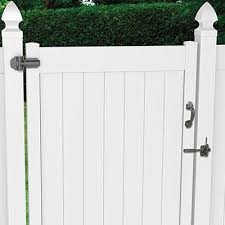 Best Gate Hardware For Your Fences The Home Depot