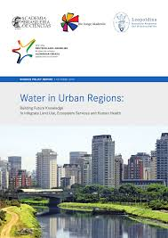PDF) Water in Urban Regions: Building Future Knowledge to ...