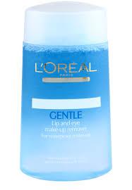 gentle lip eye make up remover 125ml