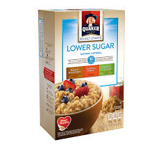 sugar maple instant oatmeal variety pack