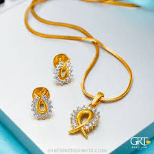22k gold chain design from grt south