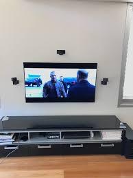 lg tv installation wall mounting