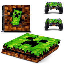 Minecraft Ps4 Skin Minecraft Ps4 Ps4 Skins Decals Ps4 Skins