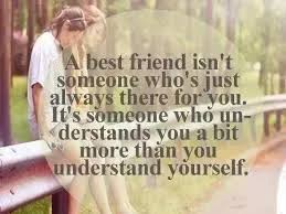what are some quotes about best friends quora
