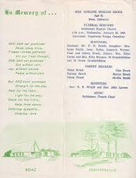 Jessie Adaline (Morgan) Brock (1884-1966) | WikiTree FREE Family Tree