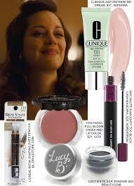 marion cotillard eye makeup cat eye