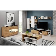 bmf alva set wall unit coffee table