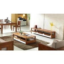modern wooden sofa set designs for