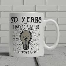 happy birthday present gift mug