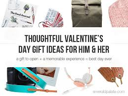 thoughtful valentine s day gift ideas