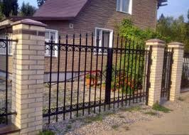 Design Ideas For Your Fence Front Yard And Backyard Designs