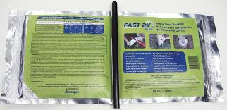 Fast 2k 254 20 S Fence Post Backfill 26 Oz Bag Gray Solid Per 10 Ea Walmart Com Walmart Com