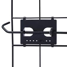 Zippity Outdoor Products 3 1 2 Ft H X 3 Ft W Black Metal Zippity Fence Gate Wf29012 The Home Depot