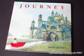 Book Review: Journey by Aaron Becker | Parka Blogs