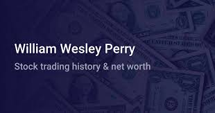 William Wesley Perry Net Worth (2020) | wallmine IN