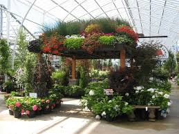 garden center merchandising display