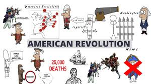 17 Cold Facts About The American Revolution American Revolutionary War Facts Youtube