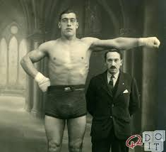 PRIMO CARNERA, THE WORLD'S STRONGEST DIABETIC - 42doit