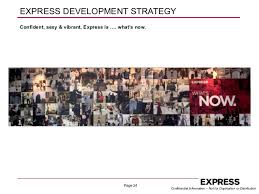 Next Gen Learning Strategy: Elevating the Express Employee Value Prop…