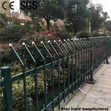 China Farm And House Boundary Wall Protection Dipped Galvanized Steel Fence With Wholesale Price China Fencing Galvanized Steel Fence