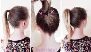 Wella Academy Sposob Na Wysokiego Kucyka Pelnego Objetosci Hair