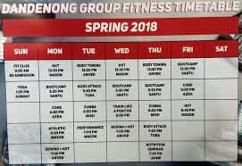 fitness first platinum aura timetable
