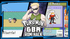 Gohan's Tips - [Updated] New Pokemon GBA ROM HACK With Mega ...