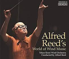 TOKYO KOSEI WIND ORCHESTRA, ALFRED REED - ALFRED REED JISAKU JIEN SHUU(5CD)  - Amazon.com Music