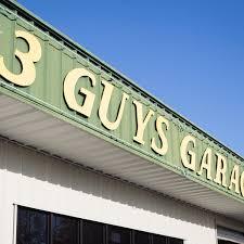 3 guys garage automotive