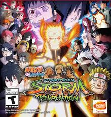 eagle3zio PC Games: Naruto Shippuden : Ultimate Ninja Storm Revolution