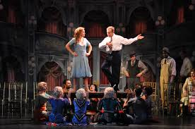 Crazy for You': The Wards lead the way again | onbostonstages