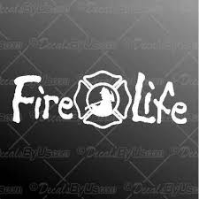 The Best Buys On Fire Life Car Stickers