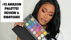 amazon palette review karity cosmetics