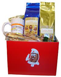 nurse gift basket java c coffee