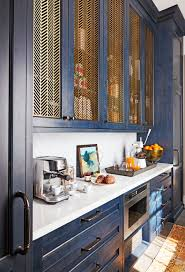 metal grate cabinet fronts are our