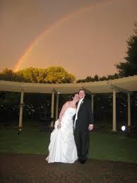 i weddings two rainbows