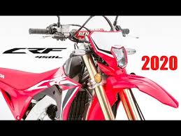 honda crf450l legal street enduro