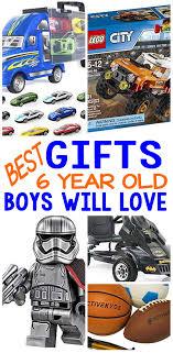6th birthday gifts boys