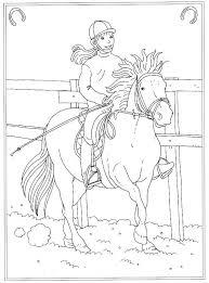 63 Kleurplaten Van Paarden Kleurplaten Voor Kinderen