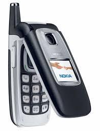 Nokia 6103 mobile phone