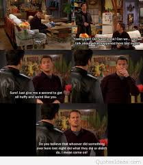 tv friends series quote