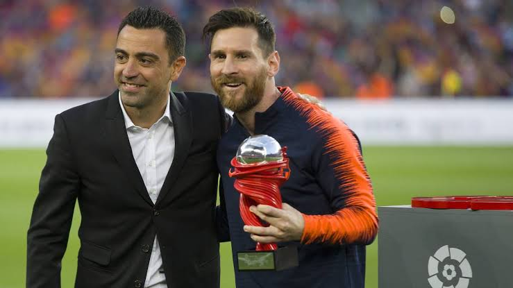 Xavi interested in Barcelona Managerial job